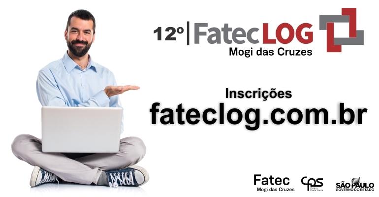 XXII FATECLOG Inscrições